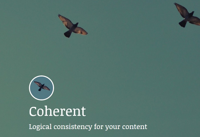 Coherent: WordPress Themes for Blogs and Writers