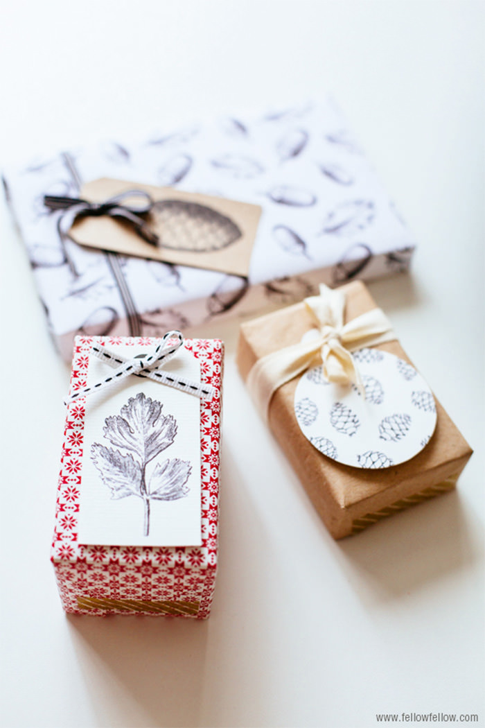 45 christmas gift wrapping ideas for your inspiration vab for Wrapping present ideas for christmas