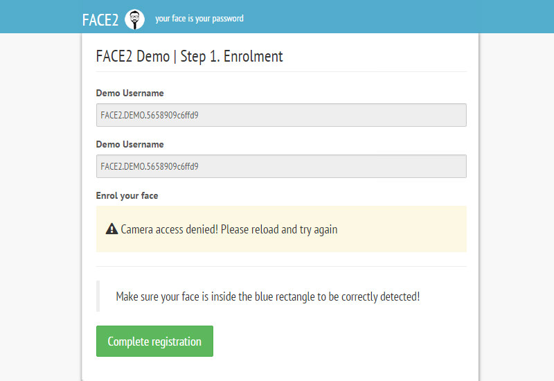 Face2: Two Factor Authentication WordPress Plugin