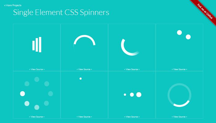 CSS Spinners