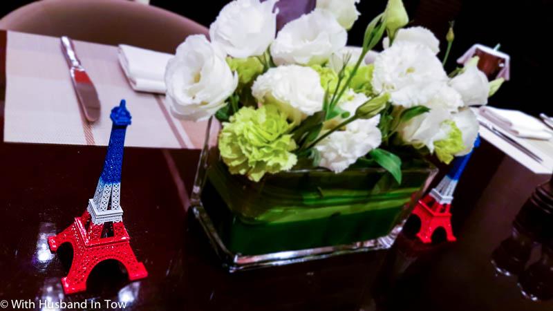chengdu luxury hotel Niccolo Kitchen