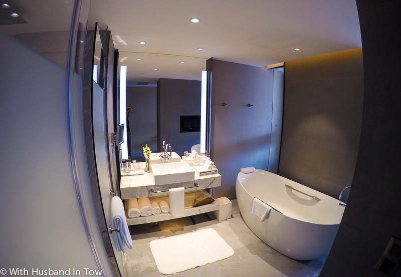 Chengdu luxury hotel Niccolo Hotel