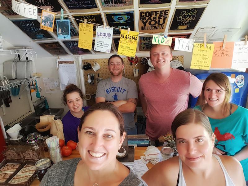 Mississippi Gulf Coast Eats Greenhouse on Porter