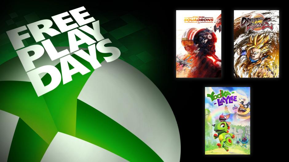 Free Play Days - January 14