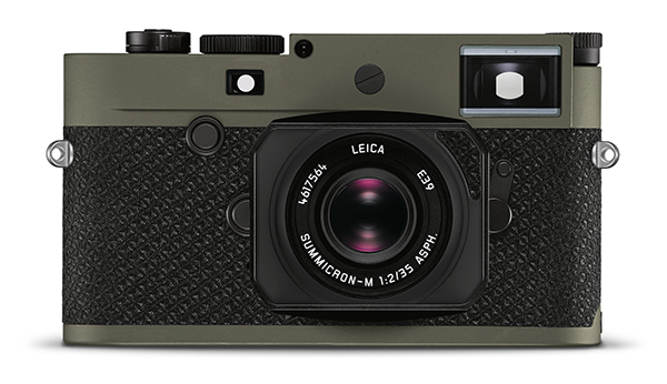 "Limited edition Leica M10-P ""Reporter"" camera released"