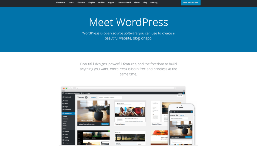 Top 5 Reasons To Choose WordPress® For Your Business